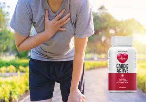 CardioActive cápsulas, ingredientes, cómo tomarlo, como funciona, efectos secundarios