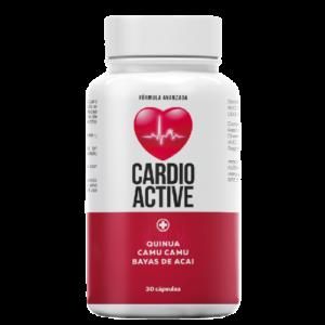 CardioActive cápsulas - opiniones, foro, precio, ingredientes, donde comprar, amazon, ebay - Perú