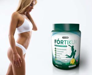 Fortikux bebida, ingredientes, cómo tomarlo, como funciona, efectos secundarios
